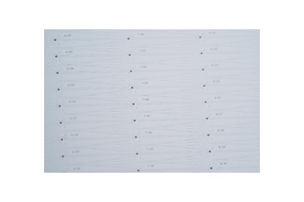PLC Splitter Wafer